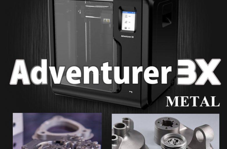Metal 3D Printer พิมพ์โลหะ ที่เล็กที่สุดในโลก ถูกด้วย 2 หมื่นกว่าบาท