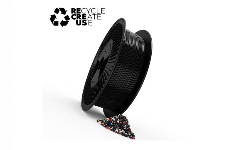 Filament รักษ์โลก ทำจากพลาสติกรีไซเคิล100%