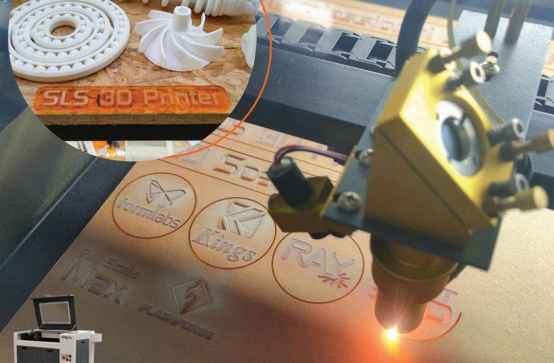 ป้ายชื่อแกะสลักง่ายๆ ด้วย Ray6 Laser Cutting&Engraving