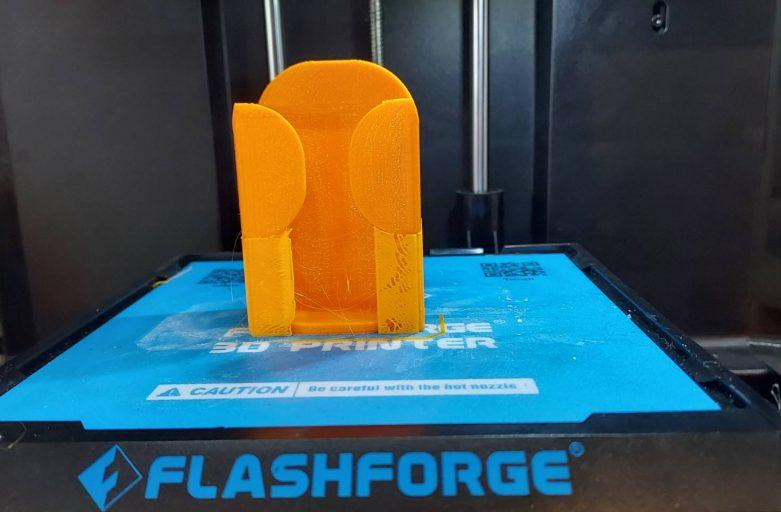 ที่เก็บรีโมทแอร์ ทำของใช้ให้ตัวเองด้วย3D Printer