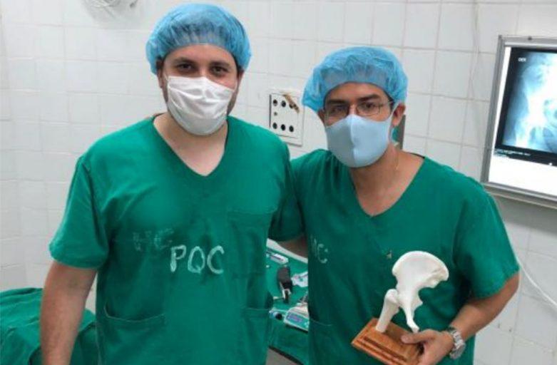 บทบาทของเทคโนโลยี3DPrintในทางการแพทย์ช่วยให้หญิงวัย18ปีกลับมาเดินได้อีกครั้ง