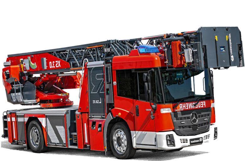 3D Scanner ช่วยพัฒนารถดับเพลิงได้อย่างไร