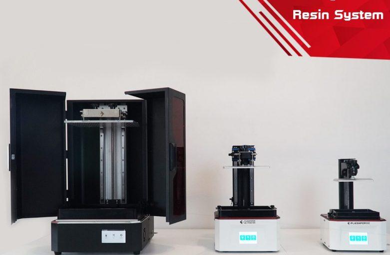 Review Flashforge : FOTO 3D Printer ระบบ LCD น้องใหม่ที่กำลังมาแรงในขณะนี้
