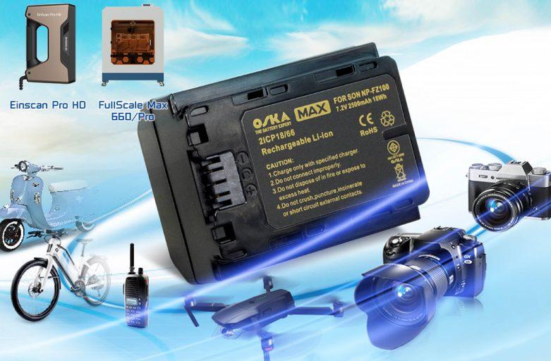 ลูกค้า : OSKA The Battery Expert จัดไปกับ FullScale Max660/Pro