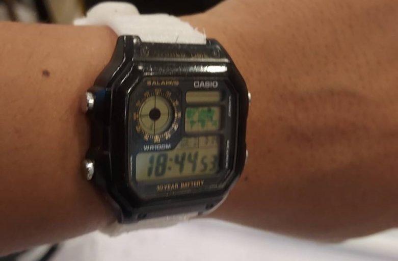 สายรัดนาฬิกาใหม่ใช้ได้จริงด้วย 3D Printer