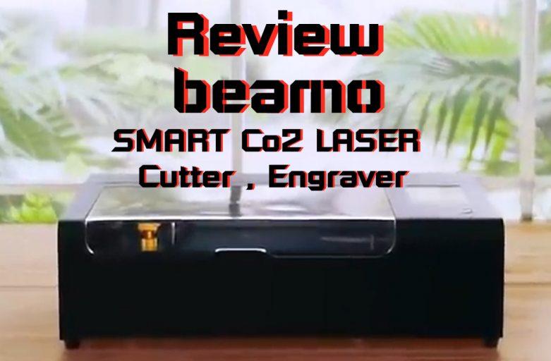 Review Flux Beamo Smart Co2 Laser เครื่องตัดและแกะสลักเลเซอร์ ชนิด CO2 กำลัง 30Watt