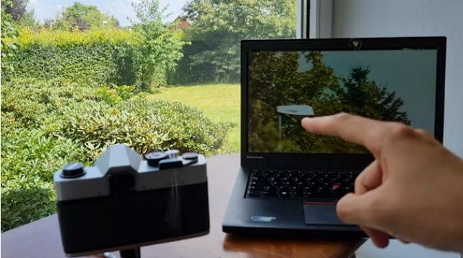 เปลี่ยนกล้องอนาล็อกเป็นดิจิตอลด้วยความช่วยเหลือจาก 3D Printer