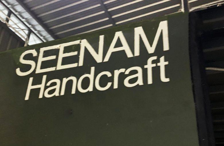 Seenam Handcraft จัดเครื่องใหญ่ Ray13 Smart Co2 Laser